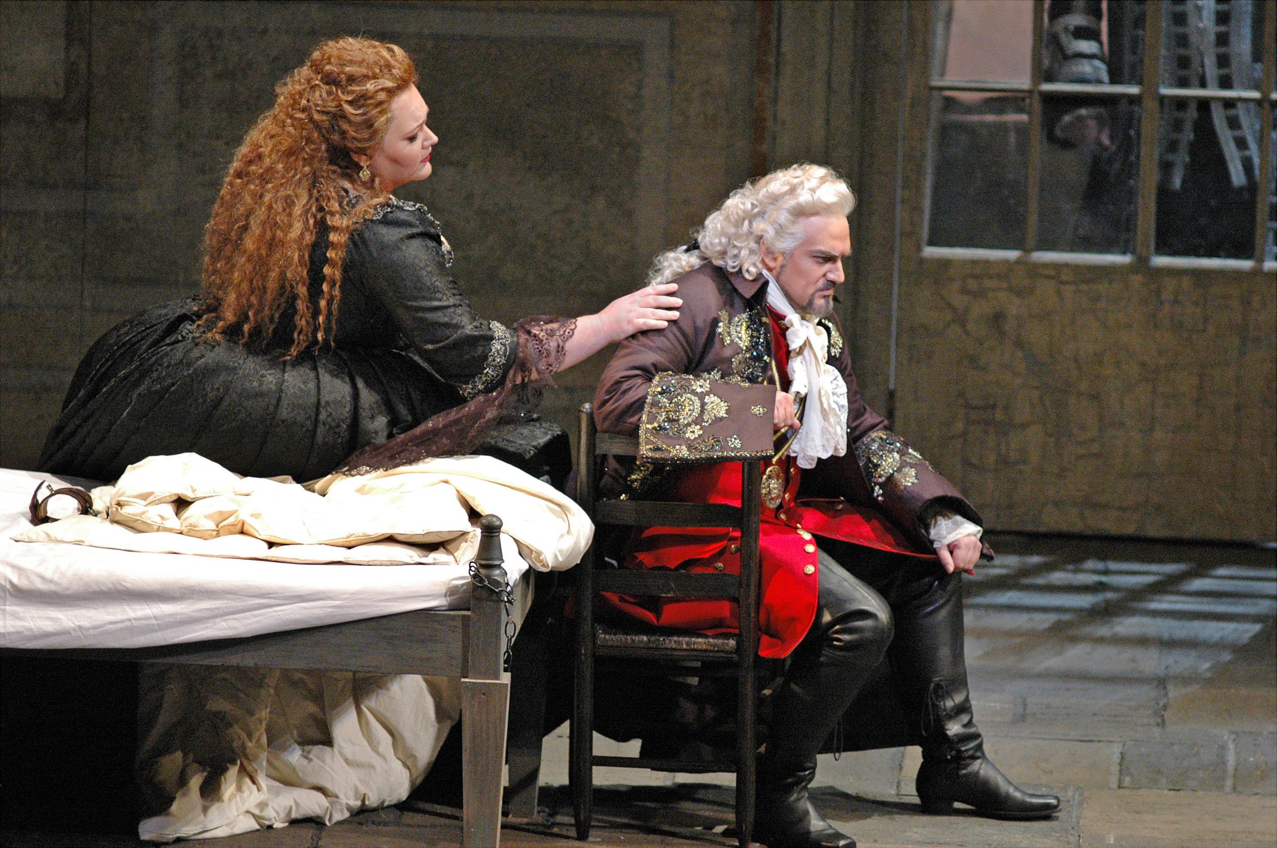Rodelinda, Metropolitan Opera