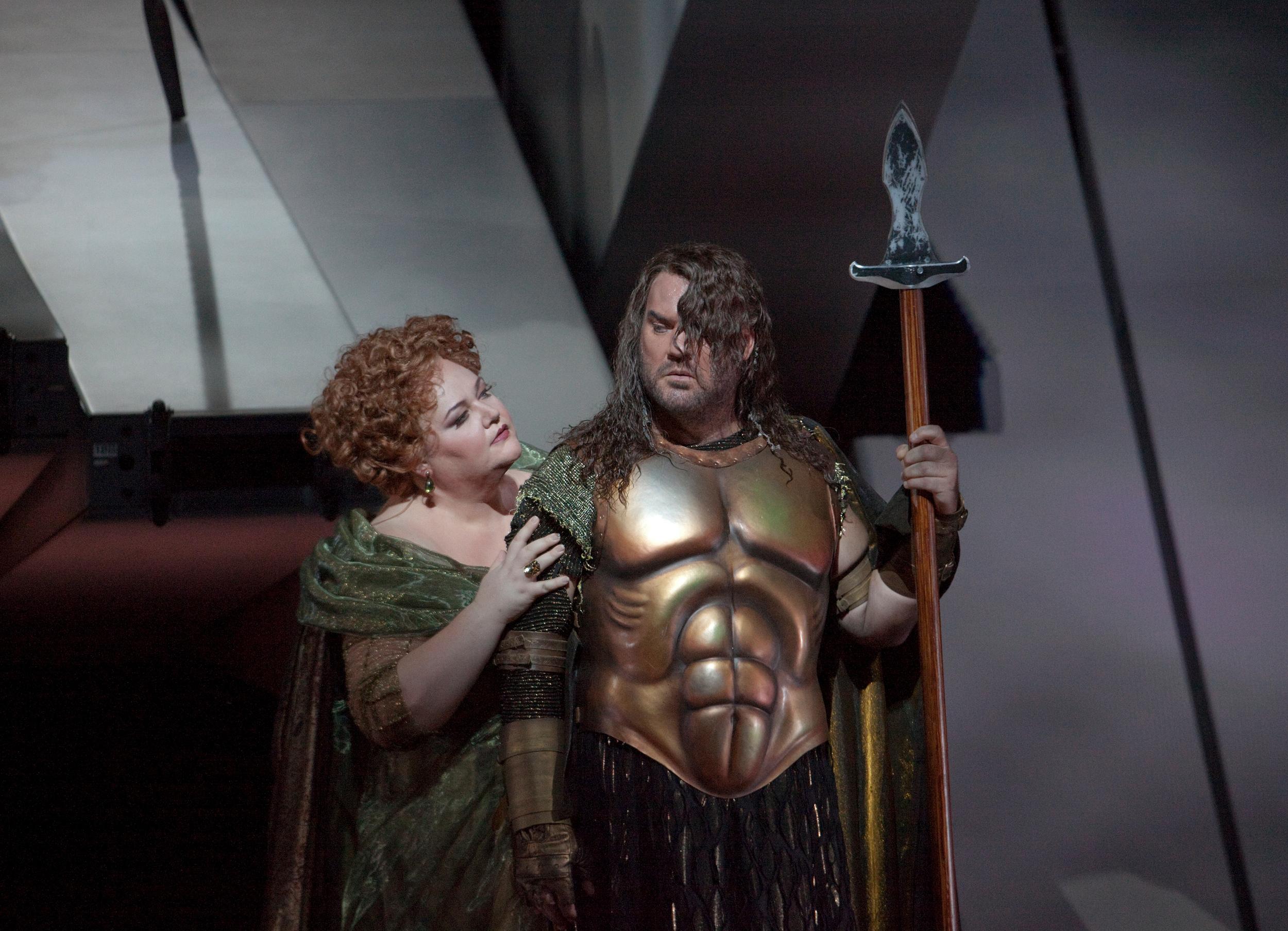 Das Rheingold, Metropolitan Opera