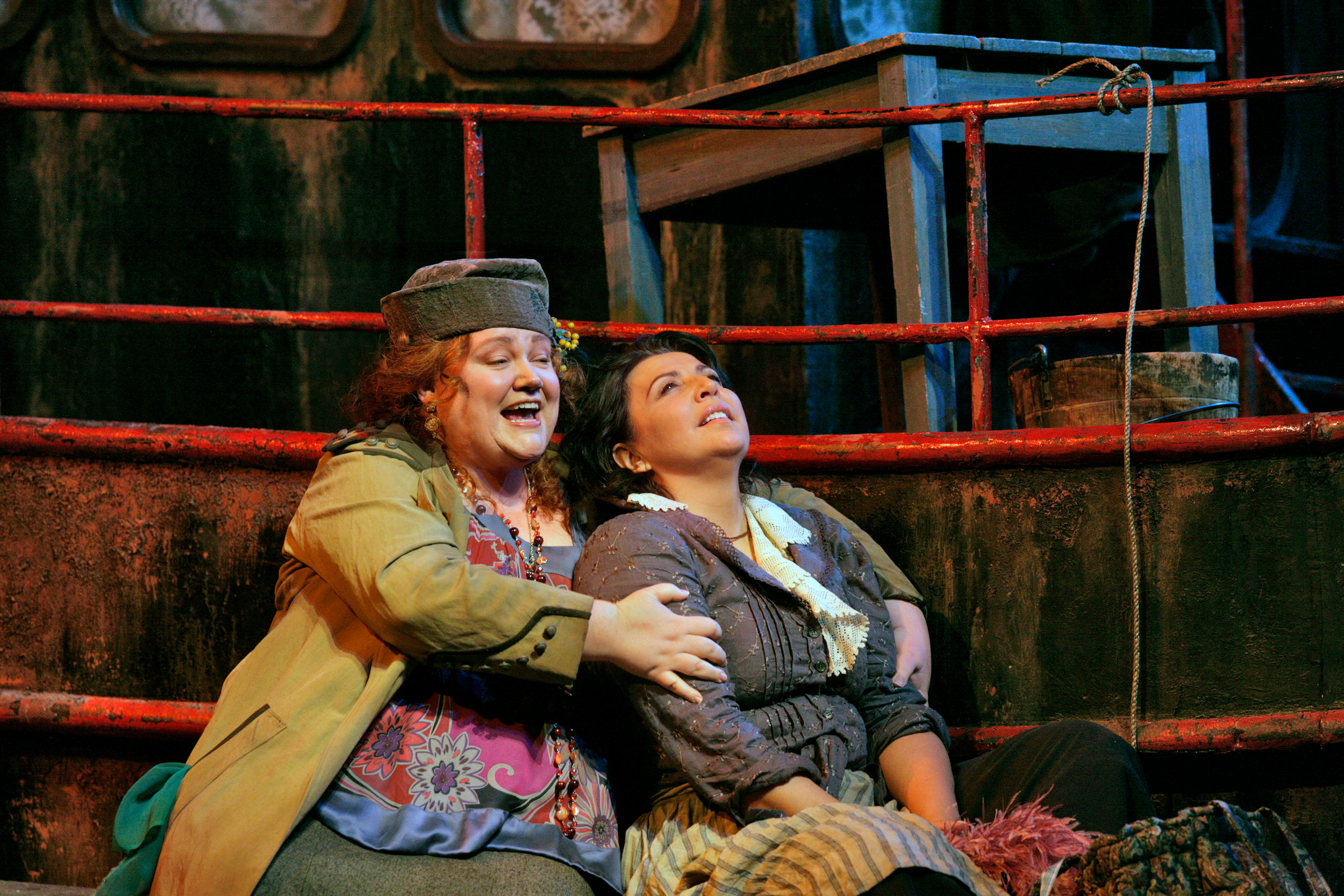 Il Tabarro, Metropolitan Opera