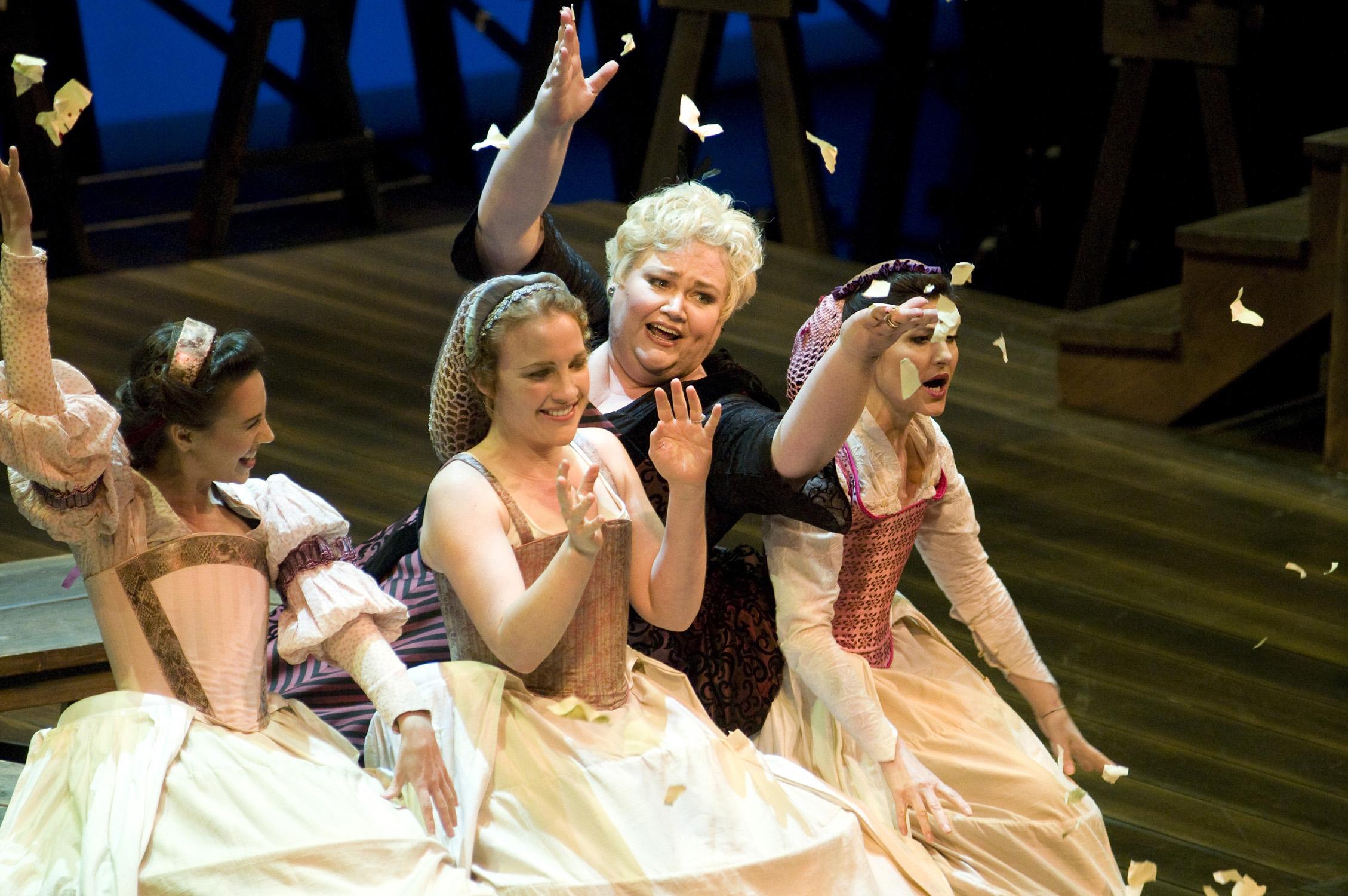 Falstaff, Seattle Opera