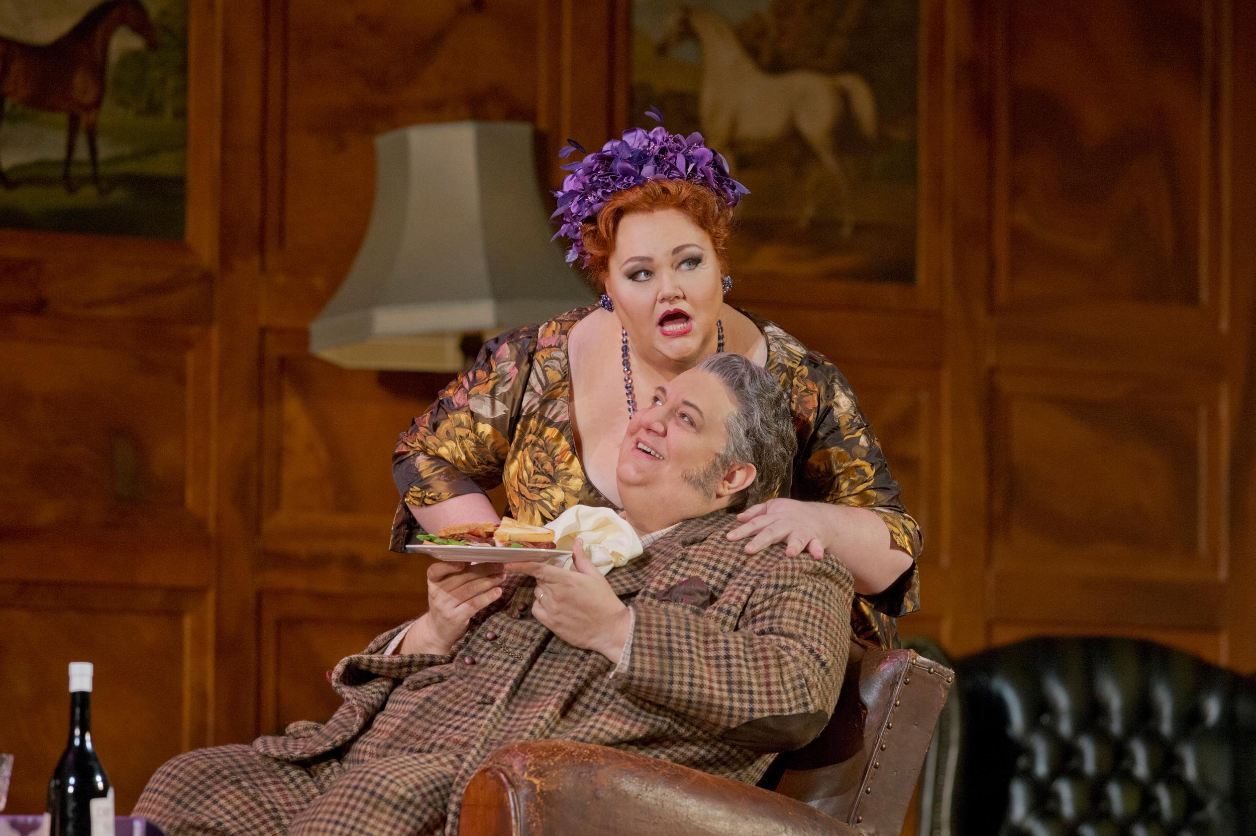 Falstaff, Metropolitan Opera