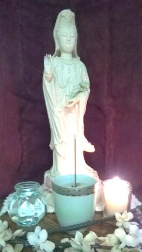 Kannon - the Bodhisattva of Compassion