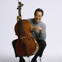 Yo-Yo Ma, world renowned musician