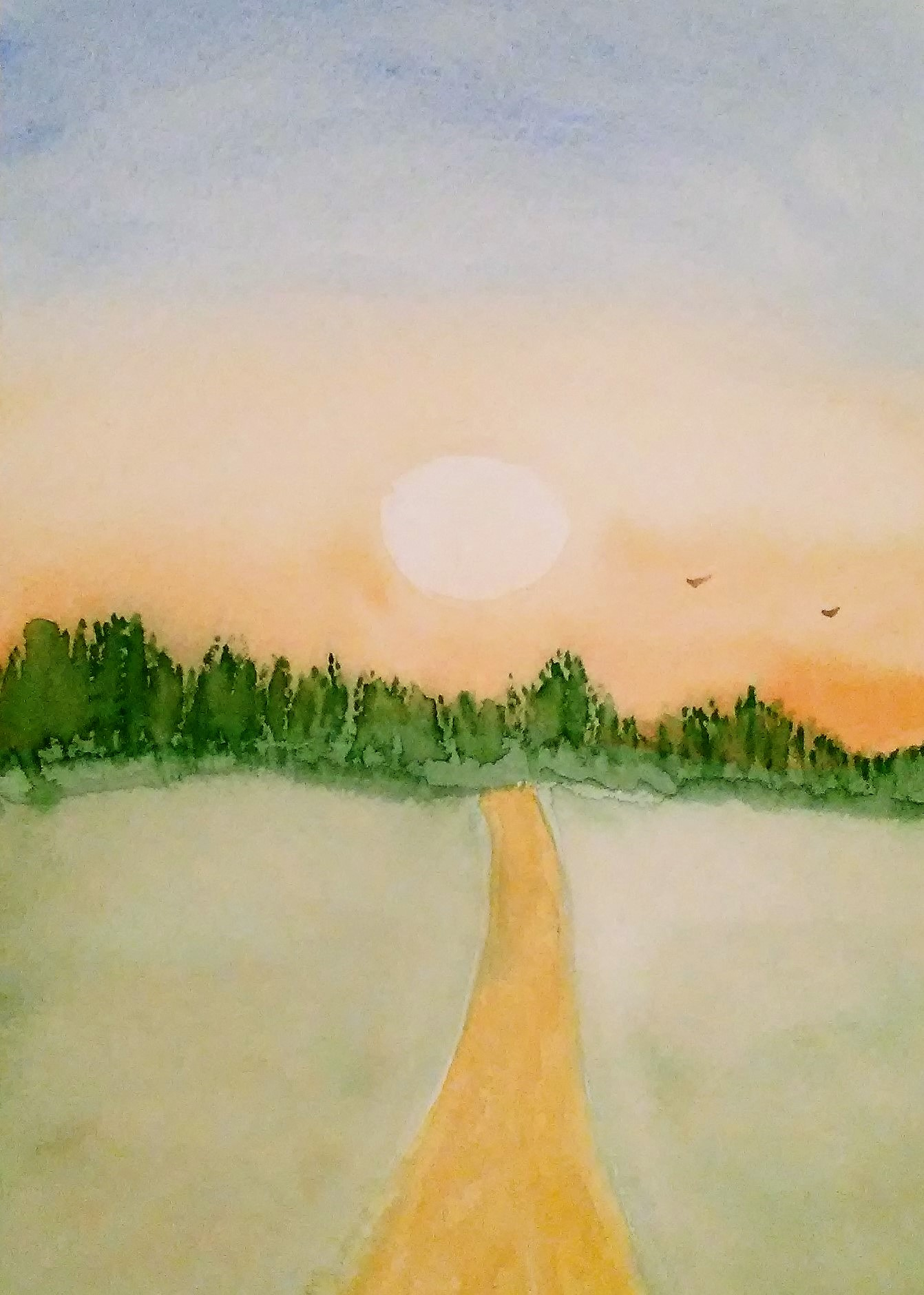 watercolor 20190709_narrow path.jpg