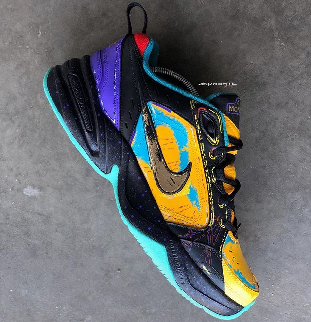 """Since it's Mamba Month. I decided to throw my spin on the GOAT """"Dad Shoe"""" with these """"Mamba Mentality"""" Monarchs. Decided to throw the """"Prelude"""" Kobe 5 colorway on these bad boys since it happens to be one of my favorite Kobe colorways.  #makemonarchsgreatagain"""