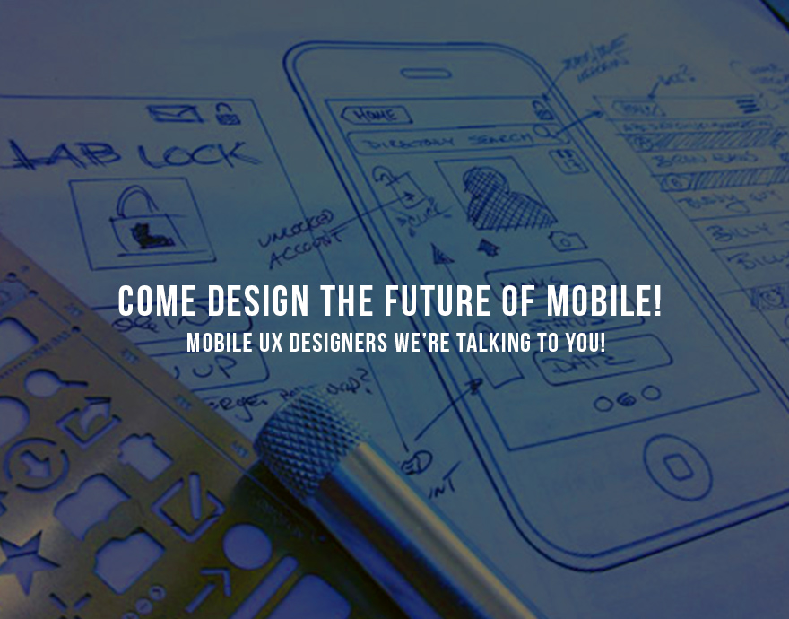 Join us in designing the future of mobile products and platforms! Headquartered in New York City, we're a passionate team working closely with exciting startups and brands to deliver strategic mobile offerings.      Interested?  Email us at   careers@oysterlabs.com       OysterLabs   is seeking a skilled Mobile UX Designer to work with clients and internal teams to meet the demands of our growing client base.  Must have mobile app design experience and have a deep understanding of UX design.  The ideal candidate will be comfortable working in a fast-paced environment and have a basic understanding of Agile / Scrum methodology.   Mobile Designers at OysterLabs will work directly with our Creative Director to create modern, polished experiences for our clients.     RESPONSIBILITIES      Work directly with Creative Director and clients to ideate and define design vision and design mobile app interfaces.    Help define the core product vision, goals, functionality and requirements.   Collaborate with engineers to reach the best possible version of a feature or product to bring to market.   Create use cases that deliver on the user experience.   Prioritize development activities with engineering teams to deliver iterative design.     QUALIFICATIONS     Minimum 2 years of mobile app design experience.   Understanding of the latest iOS and Android design requirements.   Experience with agile methodologies.   Proven track record of leading and delivering design of mobile products.   Strong leadership, communication and presentation skills.   Comfortable working direct with clients and understand additional business opportunities.    Experience using JIRA or similar project management software.   Strong analytical problem solving and decision making skills.   Demonstrated thoroughness, follow-up and attention to detail.   BA/BS Degree.     When submitting your resume, please include link to your portfolio.     OysterLabs is an equal opportunity employer (EOE).     ABOUT    OysterLabs is a mobile technology company. We create special mobile app experiences for our customers and have just launched a proprietary SaaS based Analytics, CRM and Messaging platform for mobile apps, called OysterLabs AQUA™. We define the way brands and companies build valuable relationships with their mobile audience as well as understand the data that can dictate future mobile strategy and iterations of development.    Interested?  Email us at   careers@oysterlabs.com