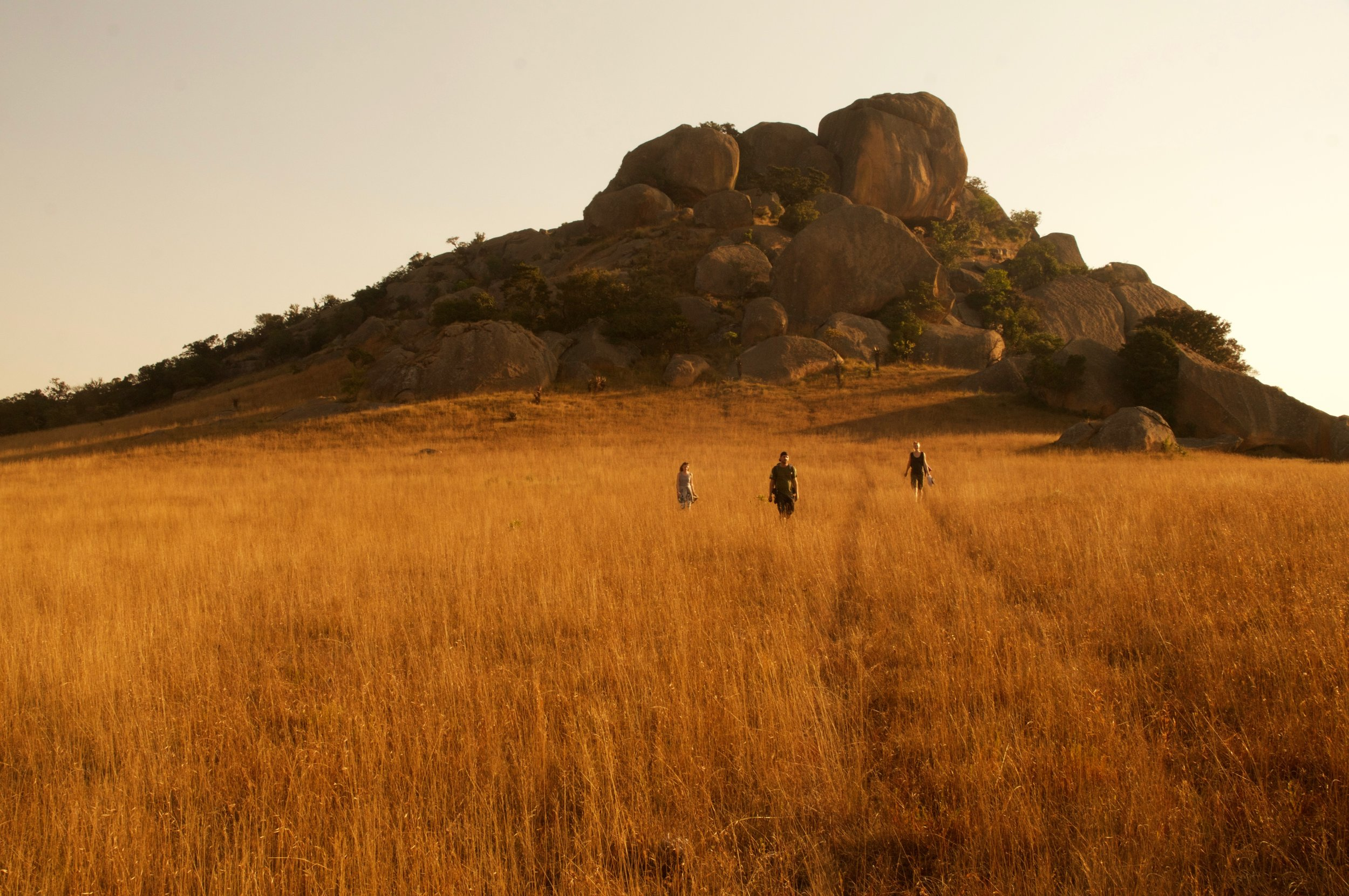 * Swaziland's golden midday vibes