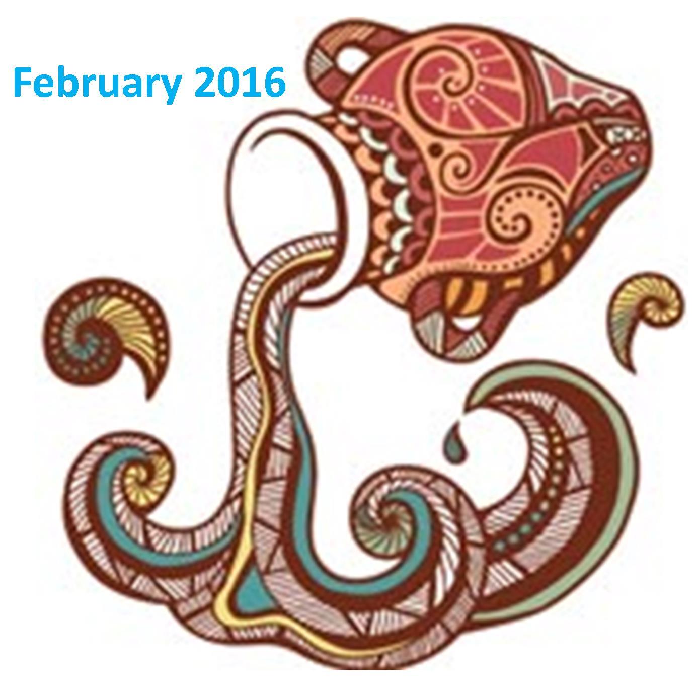 February 2016 Energetic Forecast