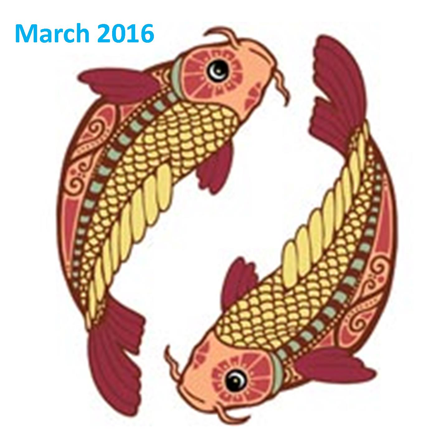 March 2016 Energetic Forecast