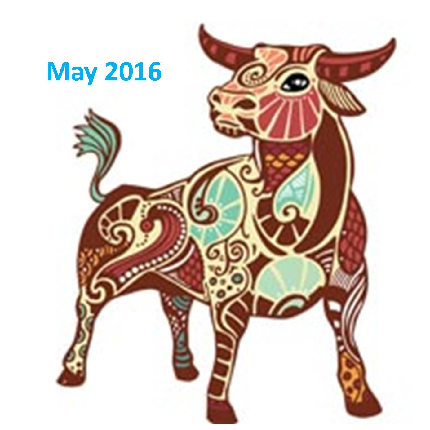May 2016 Energetic Forecast