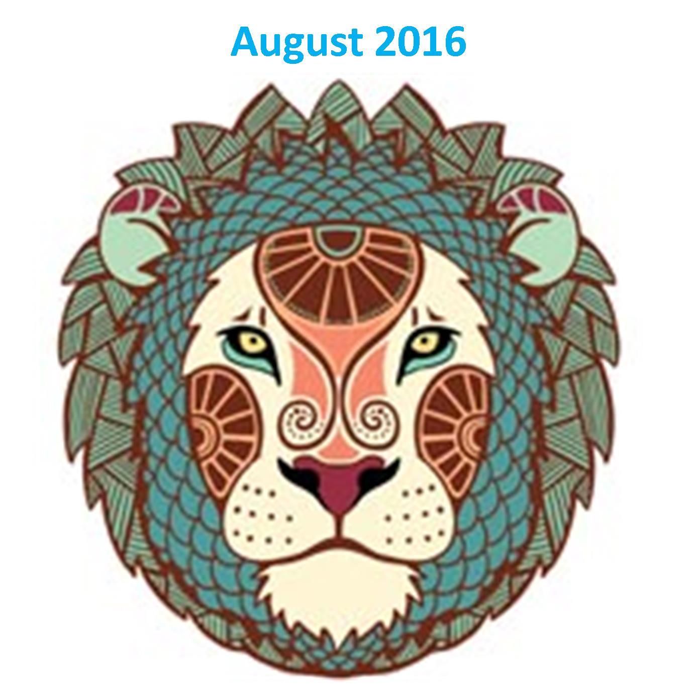 August 2016 Energetic Forecast