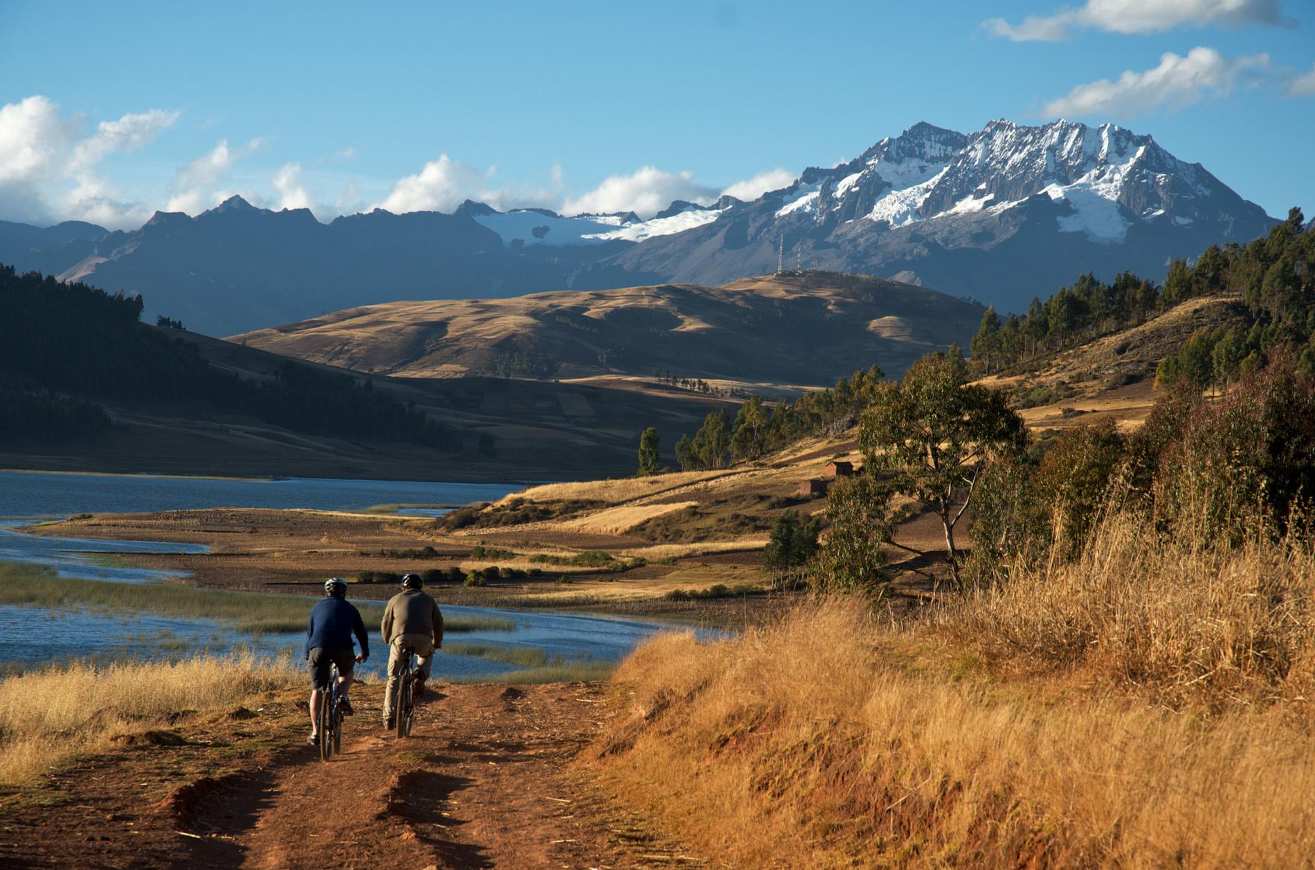 Sol & Luna Lodge Spa  Wayra,  Bicicleta de montaña..jpg