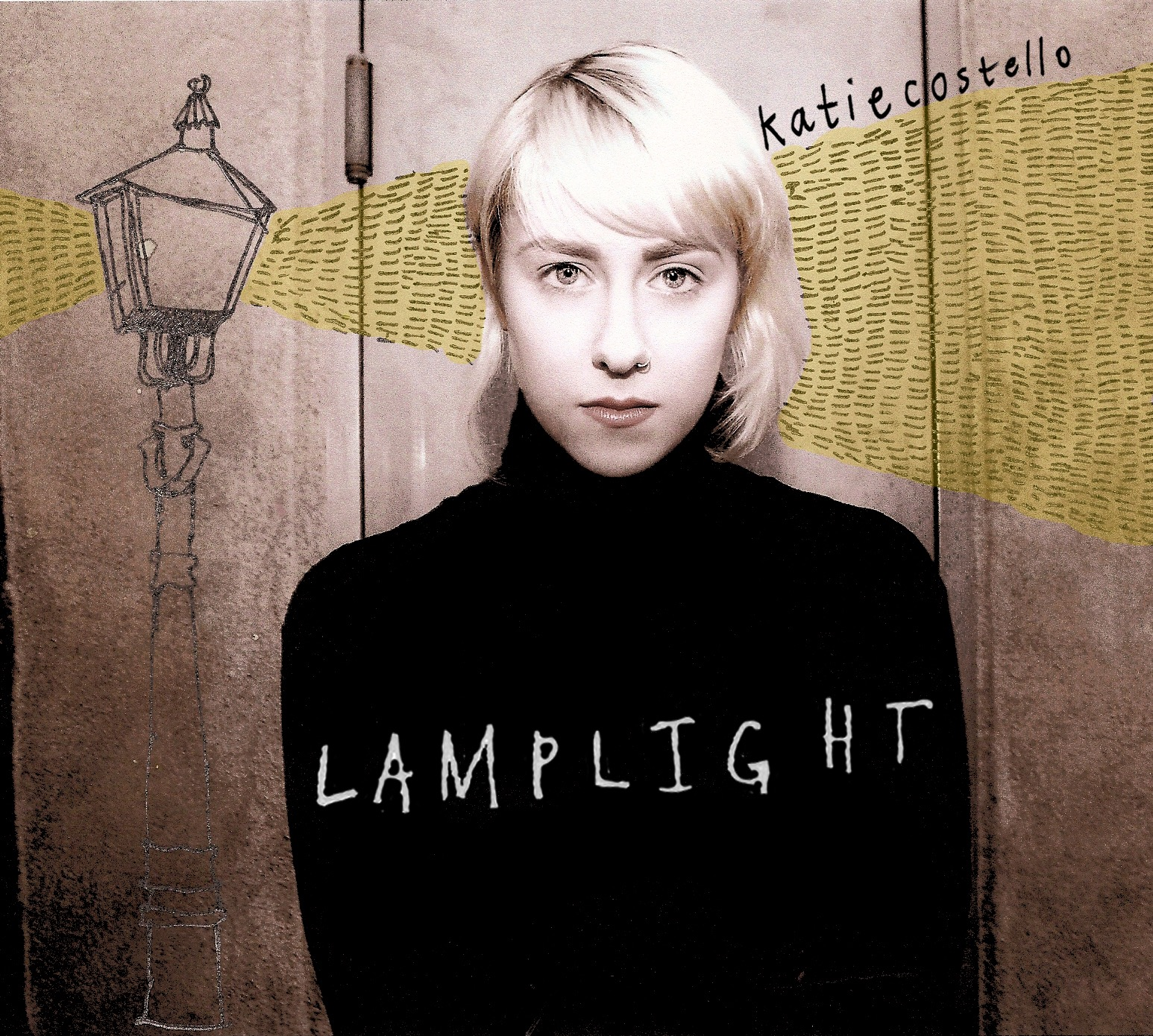Lamplight - LP     1 Cassette Tape  2 Ashes Ashes  3 After Dark  4 No Shelter  5 Despite Time  6 Out Of Our Minds  7 Fading Lately  8 Dig A Hole  9 Old Owl  10 People: A Theory  11 The Weirds  12 Stranger     © Katie Costello |   REBEL POP Records |2011 |All Rights Reserved