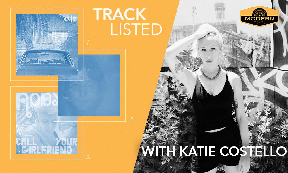 Modern Vinyl - Tracklisted -