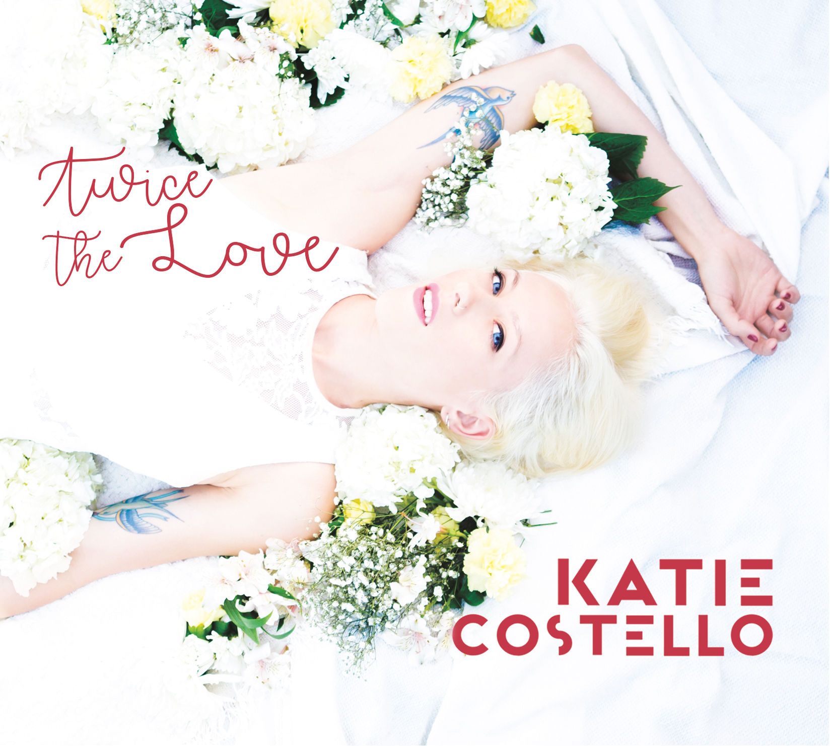 Thinking Lyrically Reviews 'Twice the Love' -