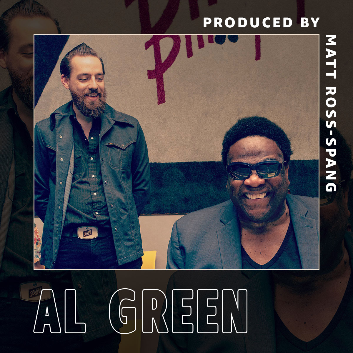 Hear Al Green's First New Recording In Nearly A Decade -