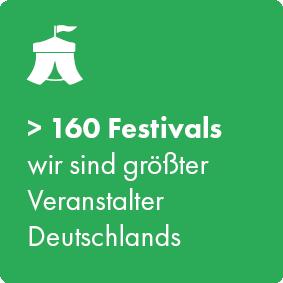Icon über 160 Street Food Festivals