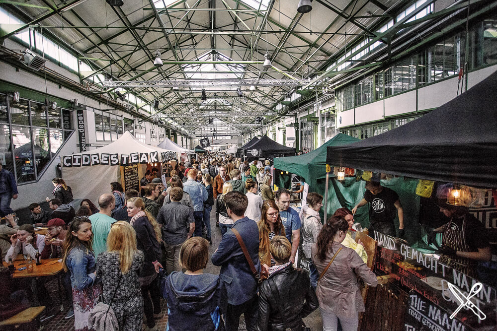 Street Food Festival Dortmund Kokerei Hansa