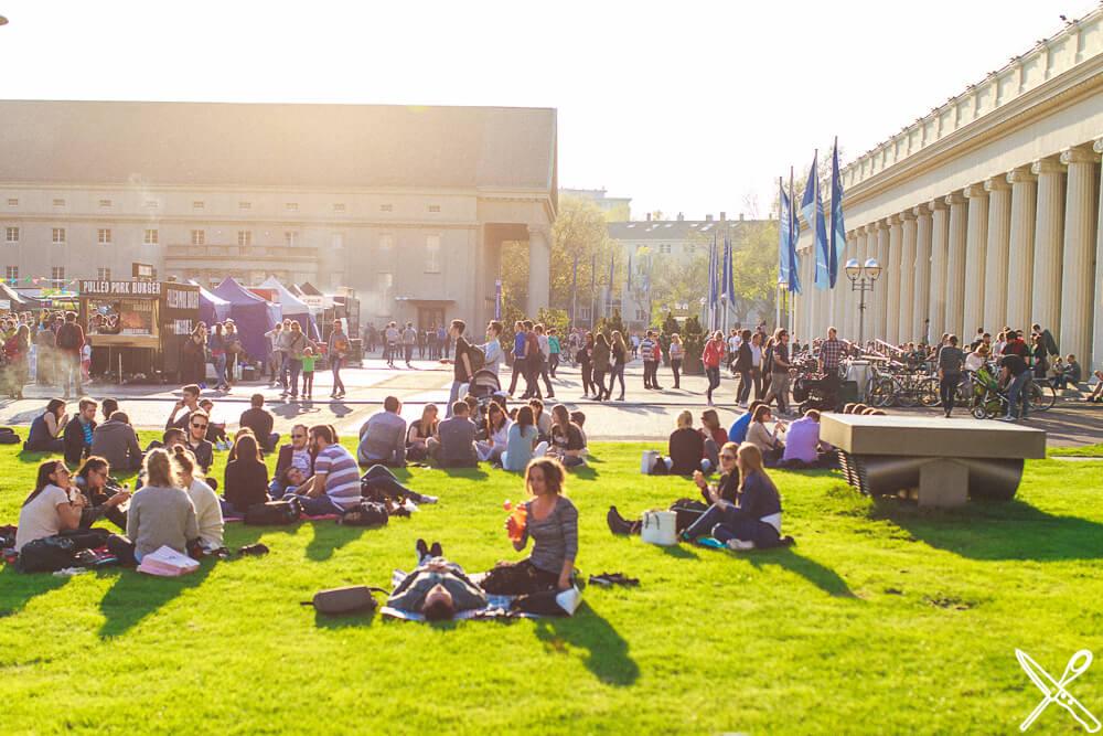 Street Food Festival Karlsruhe Festplatz