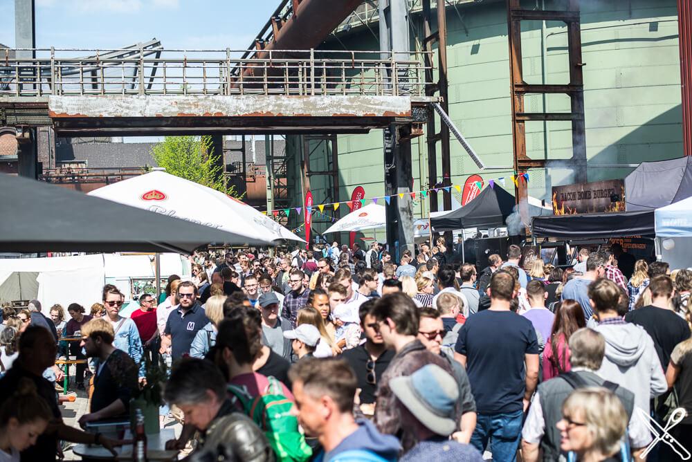 Street Food Festival Duisburg Landschaftspark Nord