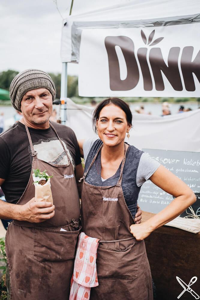 Street Food Anbieter Dinkelmann