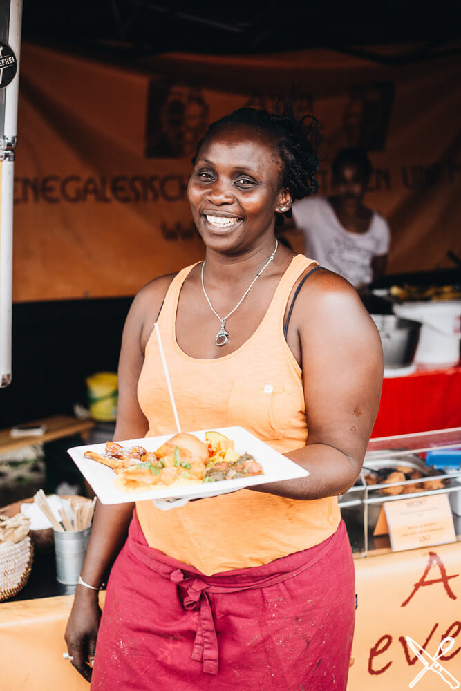 Street Food Anbieter Awa