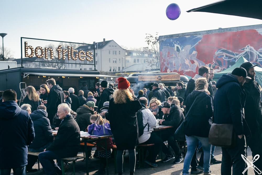 Street Food Festival Köln Heliosgelände