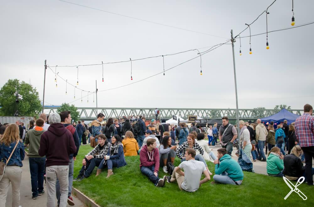 Street Food Festival Mainz Planke Nord