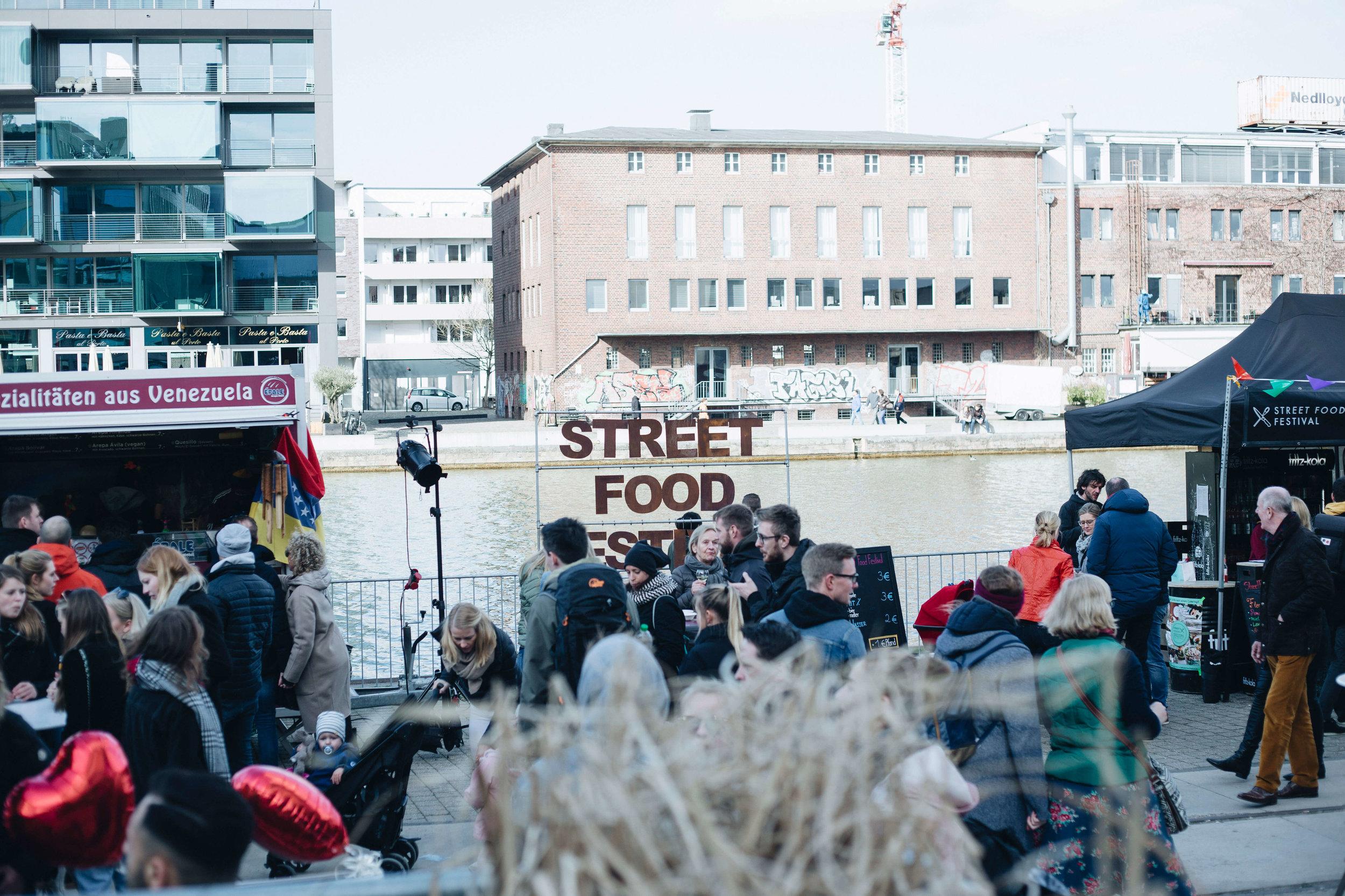 Street Food Festival Münster Hafenkäserei