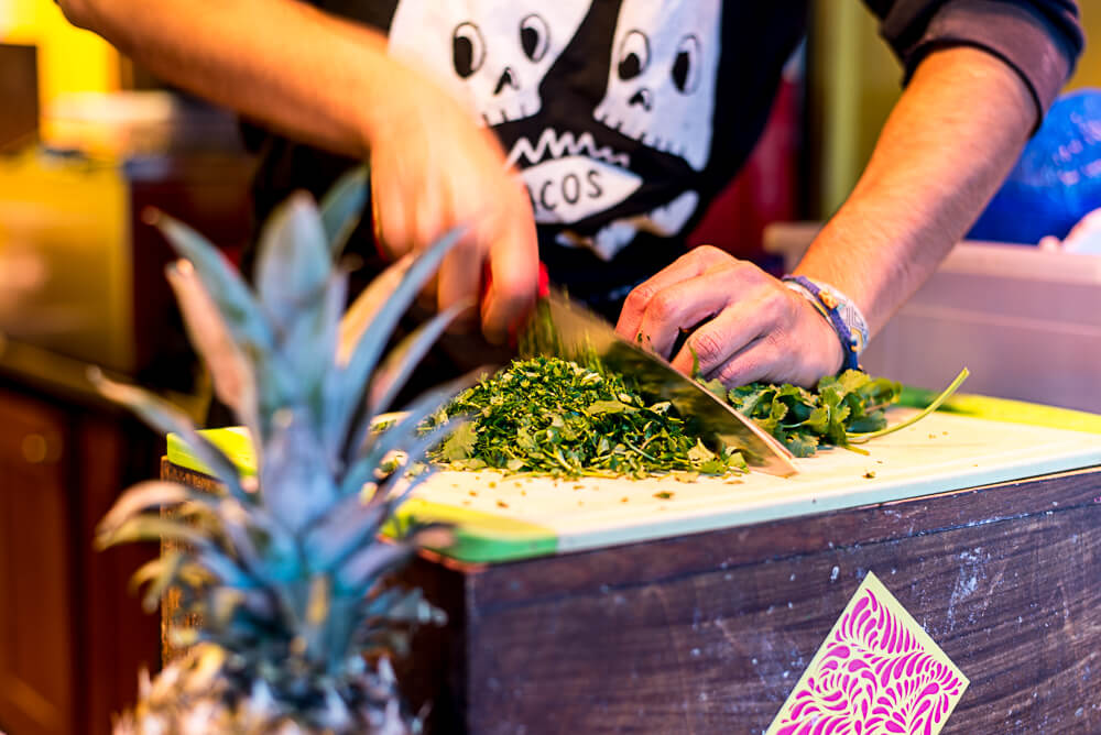 Live-Cooking-Street-Food-Tacos