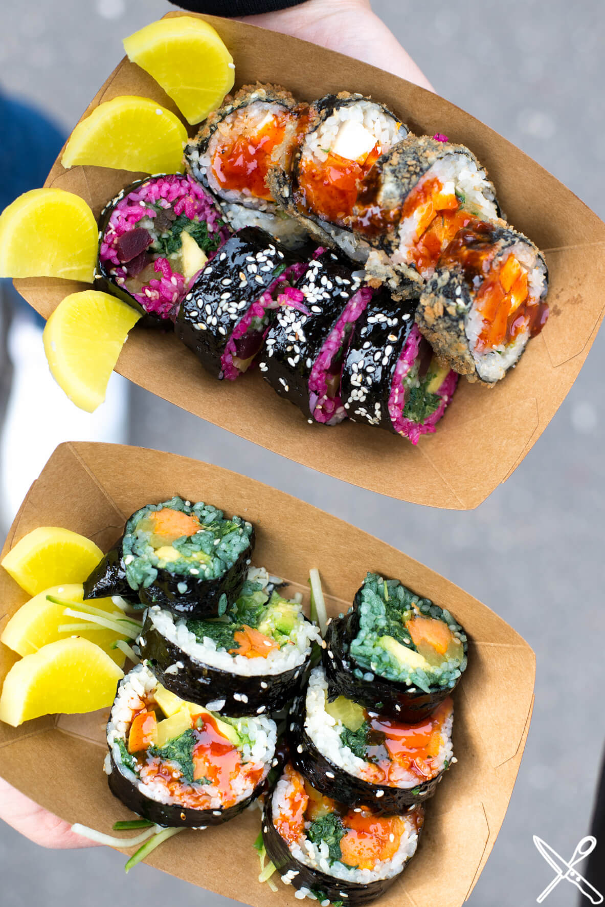 Koreanisches-Sushi-vegan-healthy