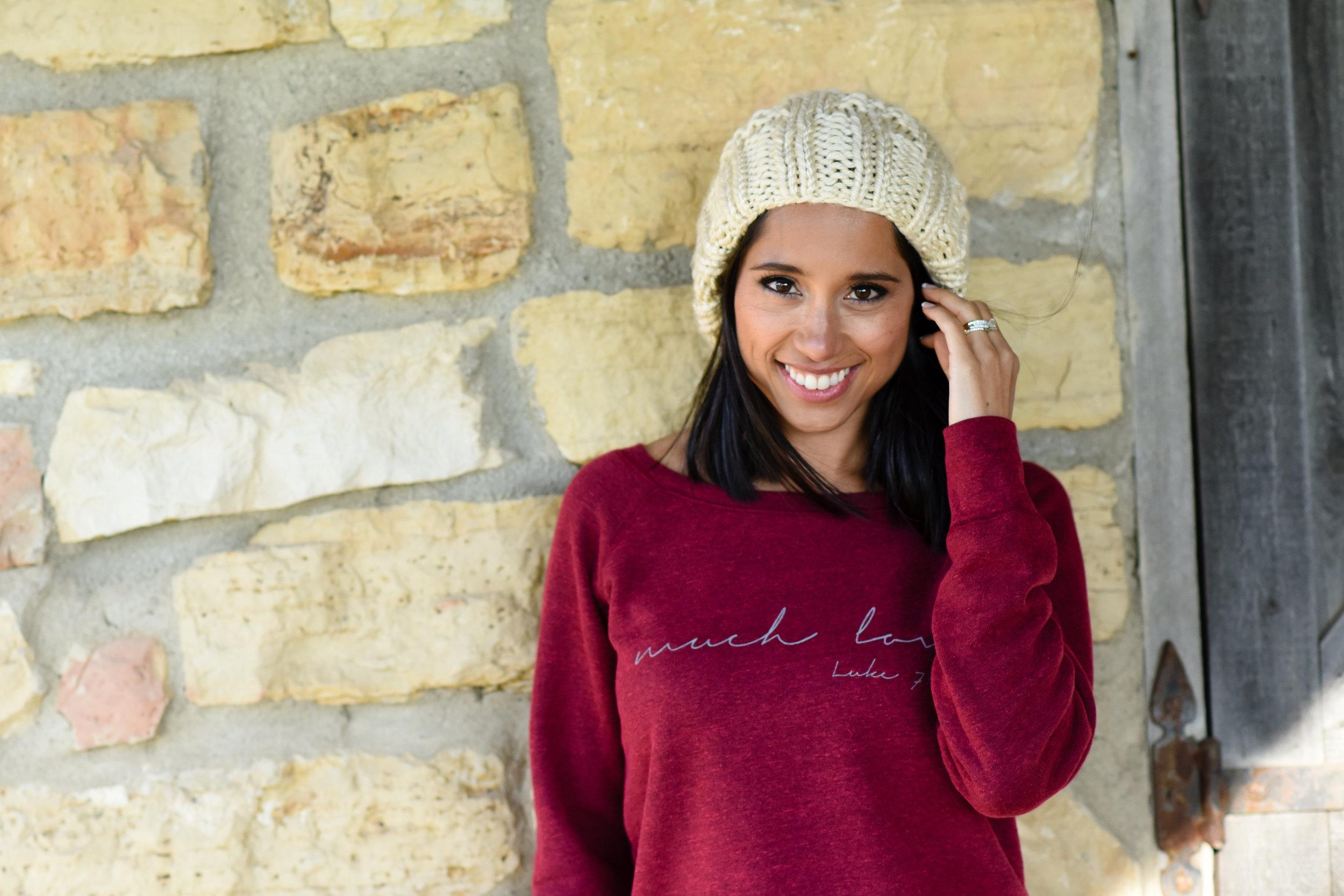 much love sweatshirt