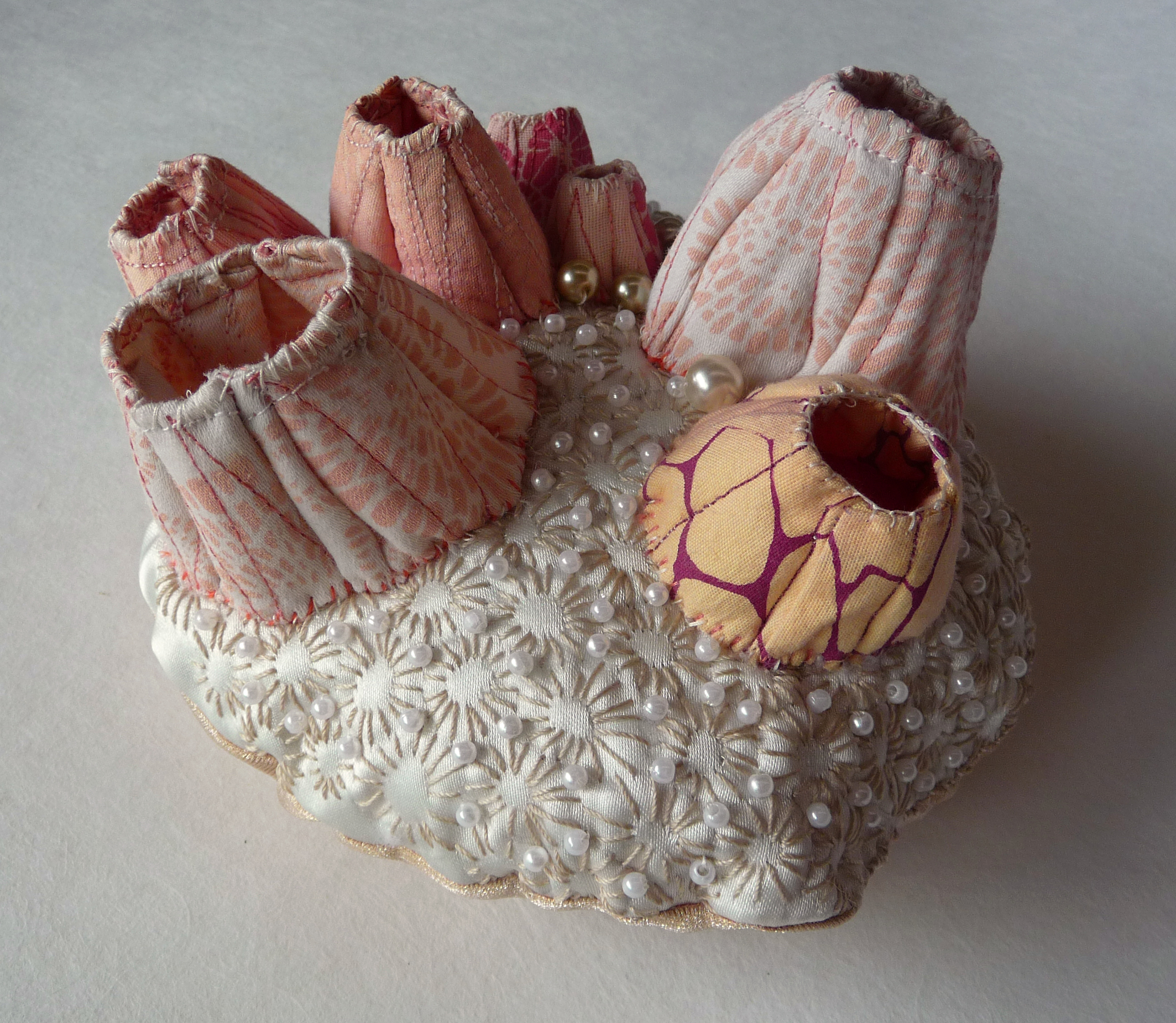 Coral Cake