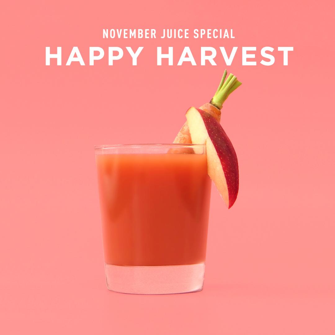 Sip-N-Glo Happy Harvest Juice