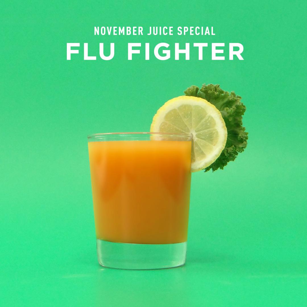 Sip-N-Glo Flu Fighter Juice