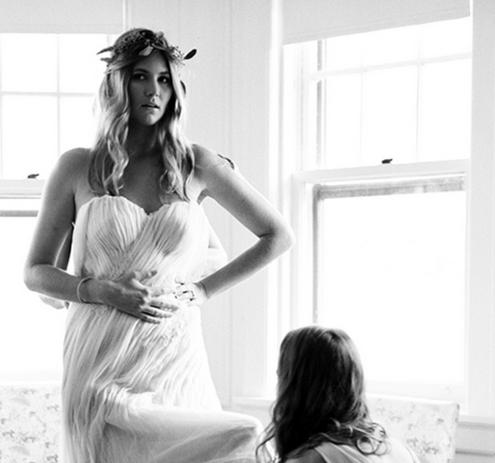 Brides Magazine Interview