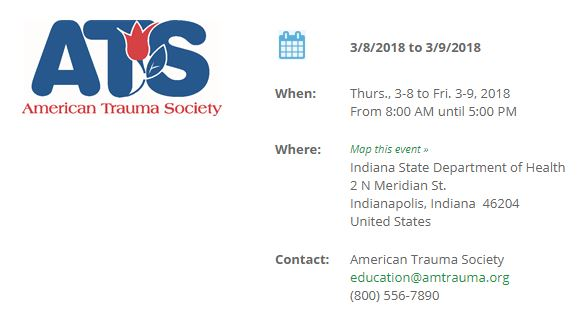 ED- 2018.03.08 - ATS Trauma Registry Course.JPG