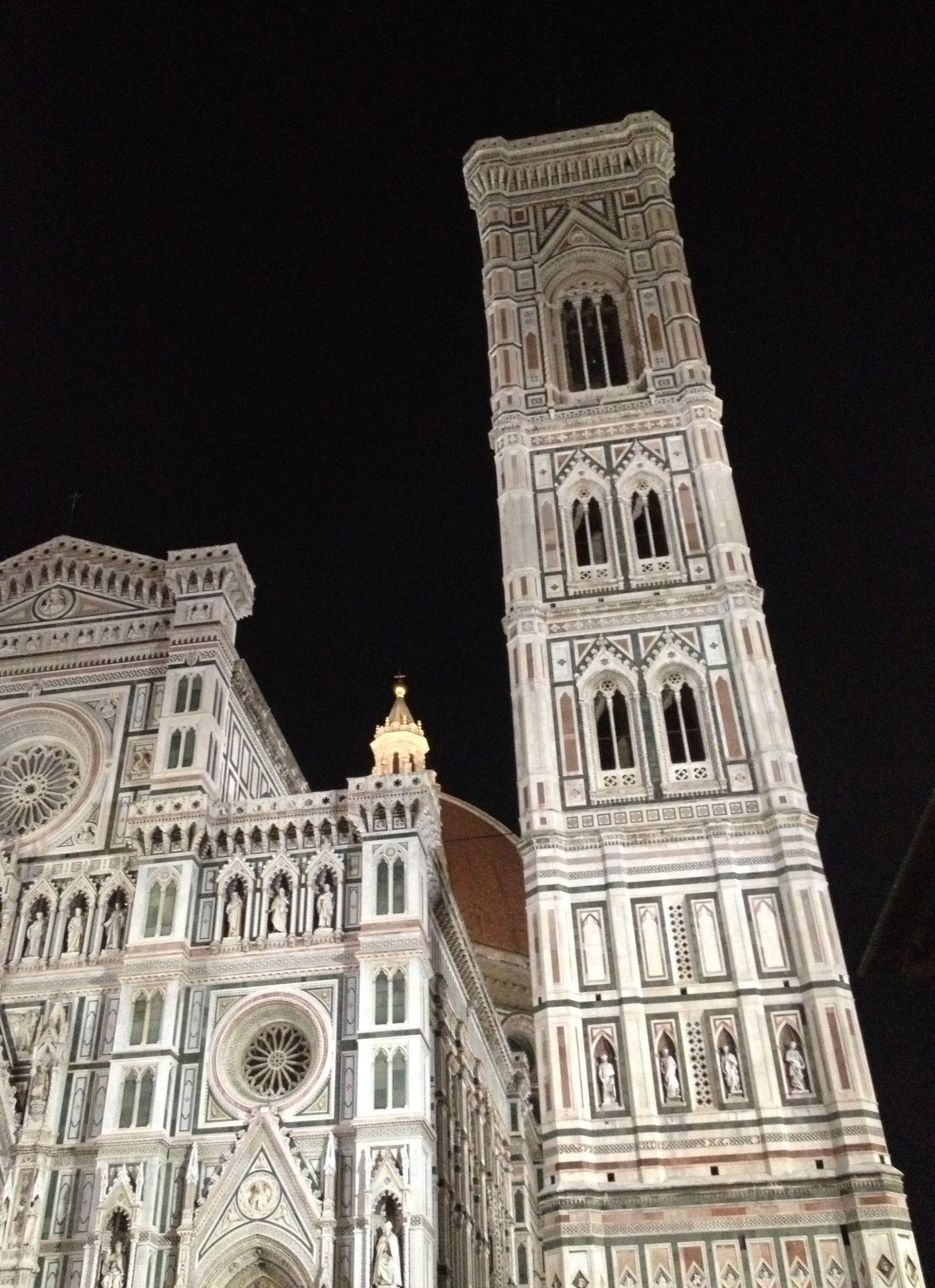 Basilica di Santa Maria del Fiore, a.k.a The Duomo