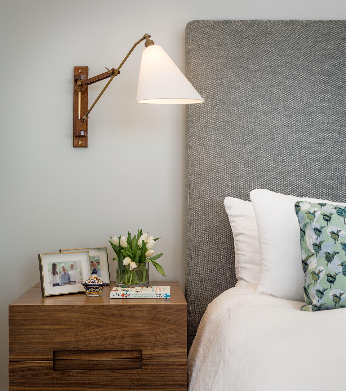 Pinney Designs Interior Bedroom