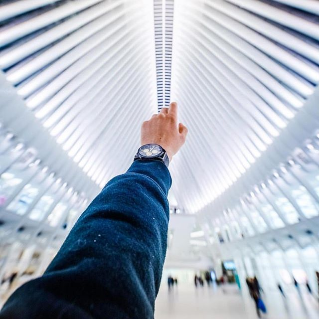 The only thing you sometimes have control over is perspective. (📷 c/o @baswoods) #TEDxNewYork