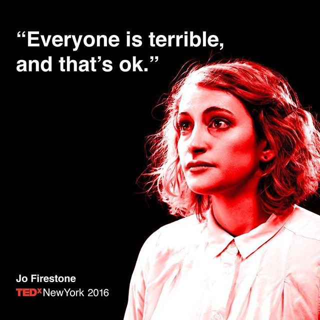 Not your usual #TEDtalk. And in 2019 that's what #TEDxNewYork is about! #StayTuned