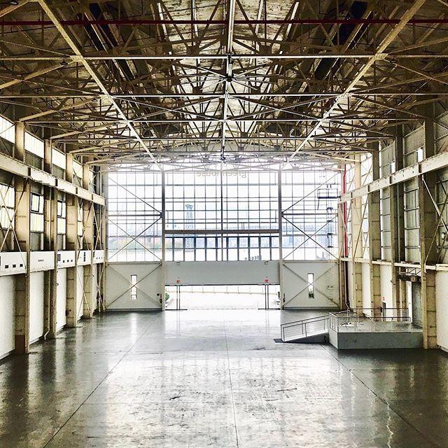 On the hunt for our 2019 venue... . . . . . #tedxnewyork #tedx #newyork #brooklynnavyyard