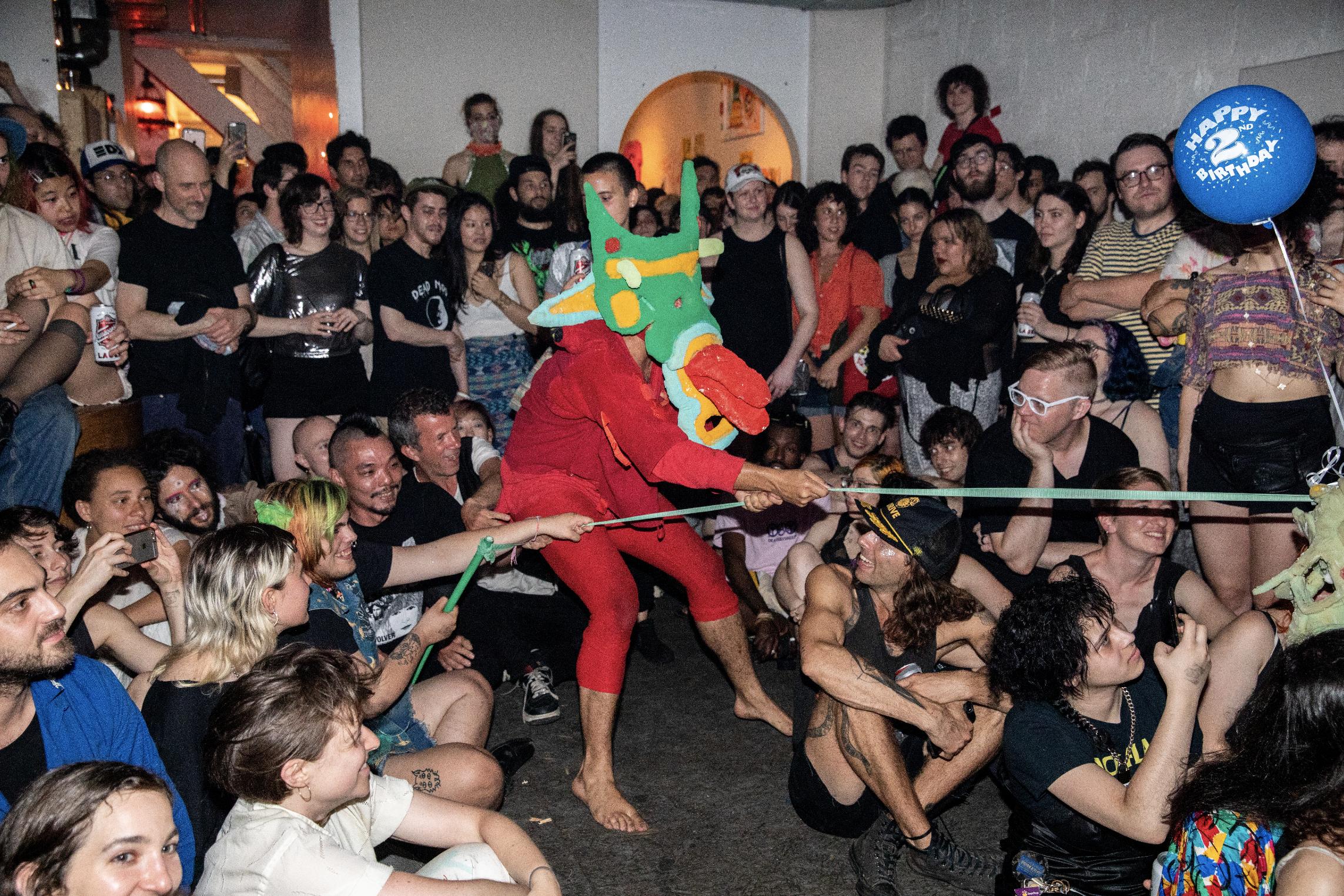 Poncili Creacion, Brooklyn, 2018