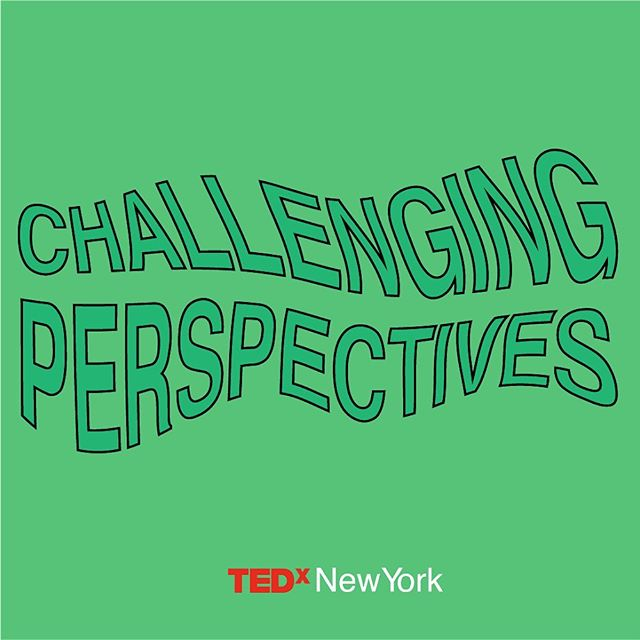 The first step to challenging perspectives is recognizing that how you see the world may be different than how others interpret it. What step have you taken recently to challenge a perspective?