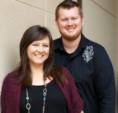 Adam & Amanda Sullivan, Youth Ministers