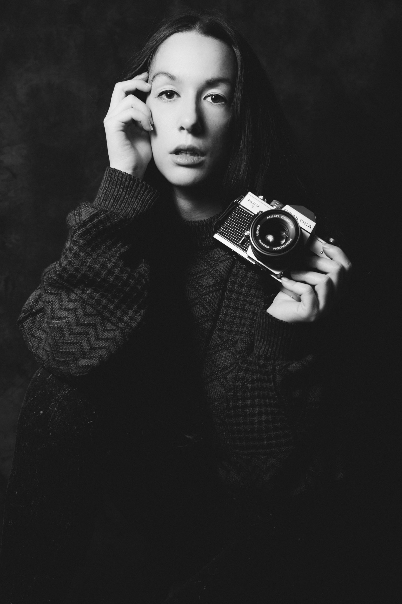 Self-Portrait /  Ellen Richardson