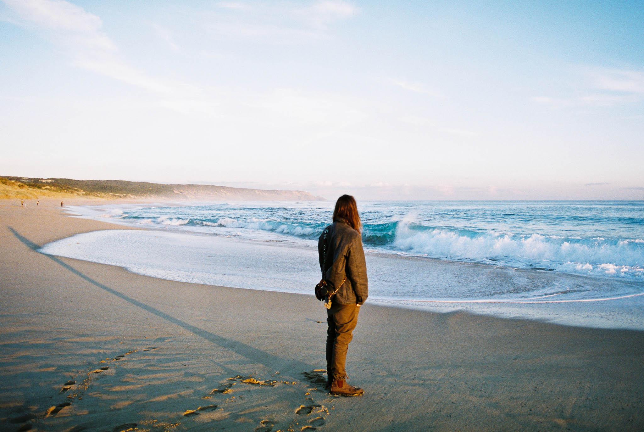 Julian at Gunnamatta Beach