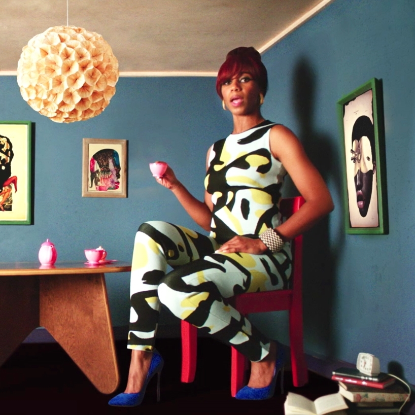 Santigold Music Video
