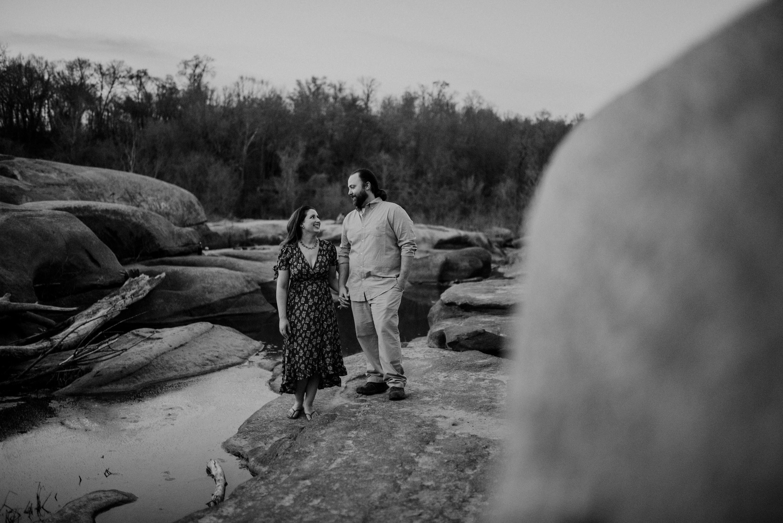 in love at belle isle in richmond va