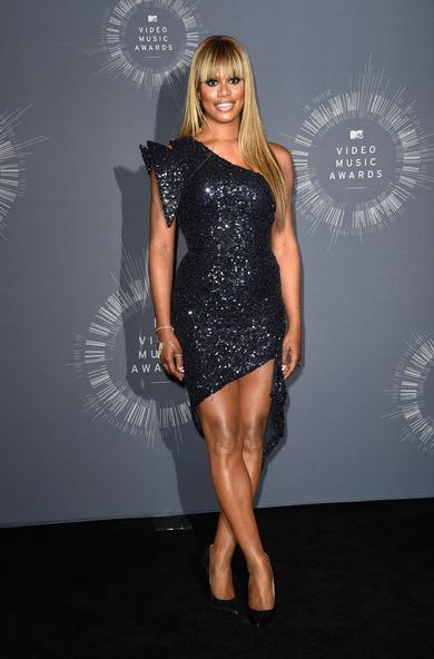 Laverne Cox, 2014 MTV VMAs
